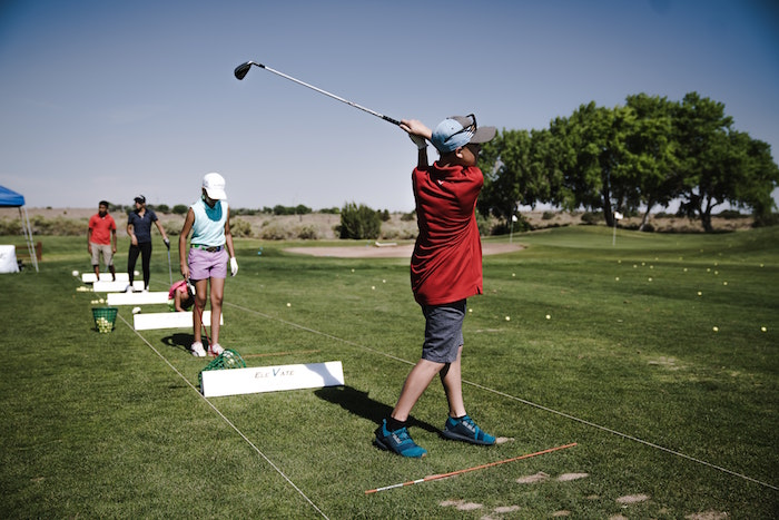 Reasons you should get your kids on the golf course